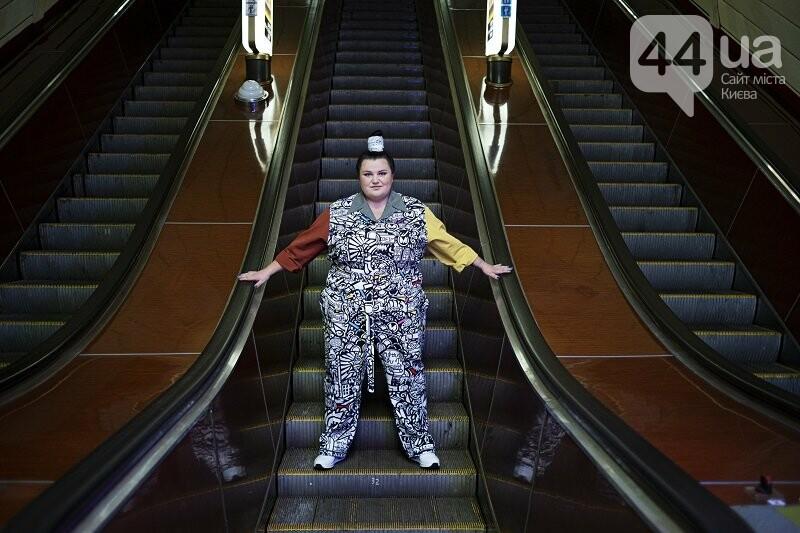 Alyona Alyona, Олексій Гладушевський та Влад Іваненко спустилися в метро, щоб показати мистецтво, фото-6