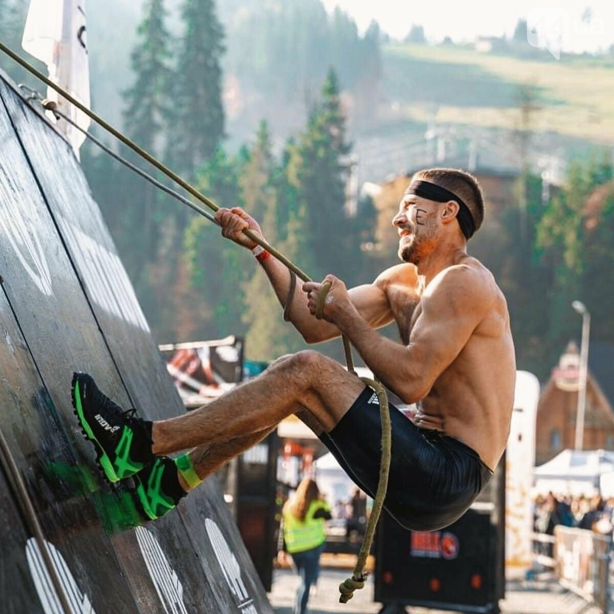 15 мая в Киеве состоится масштабный экстремальный забег с препятствиями Race Nation, фото-4