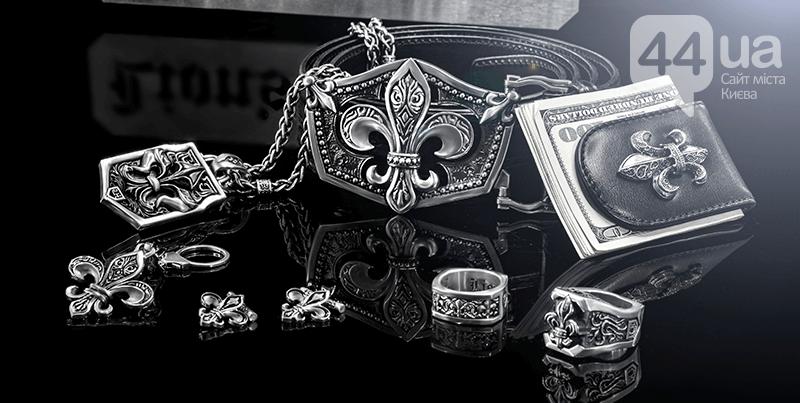 Авторские изделия из серебра Lion's Heart - особый стиль в каждой детали, фото-1