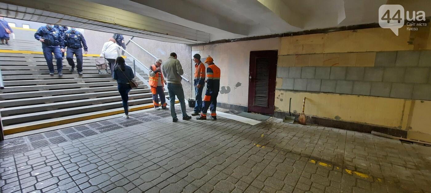 Торговцы возвращаются: что происходит в переходах к метро, где недавно сносили МАФы