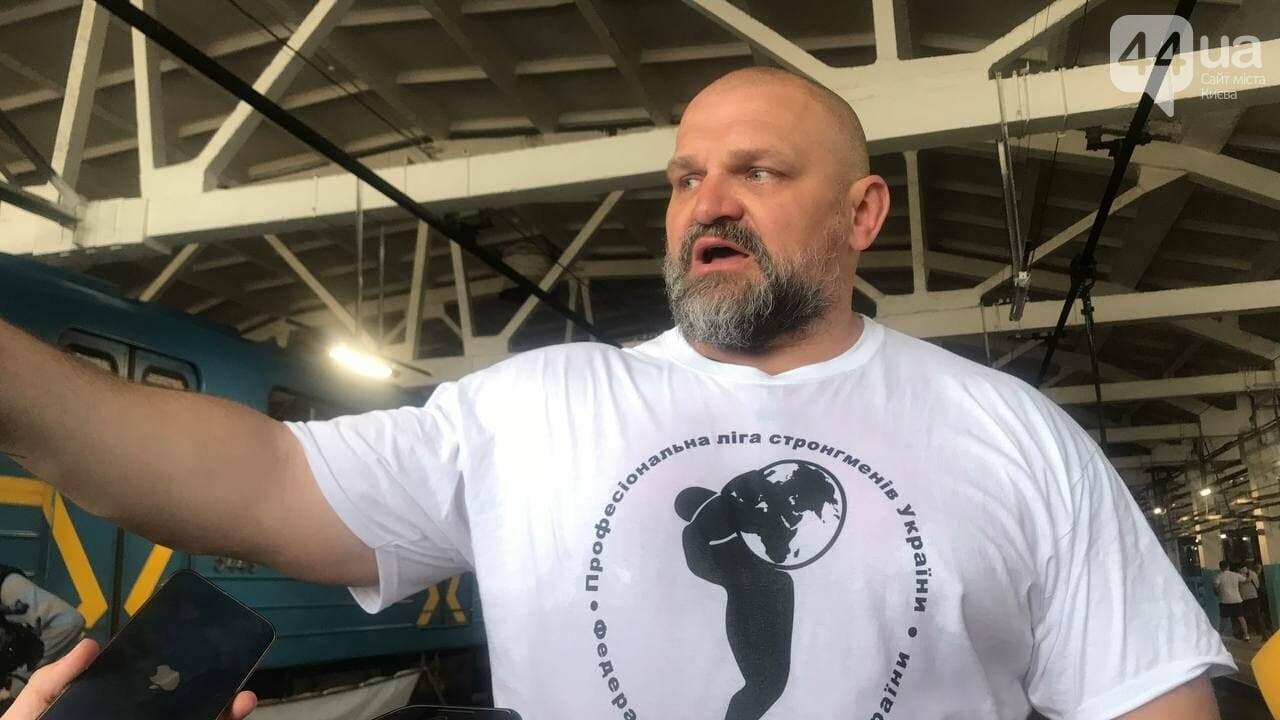 Василий Вирастюк рассказал, почему больше не участвует в спортивных мероприятиях, 44.ua