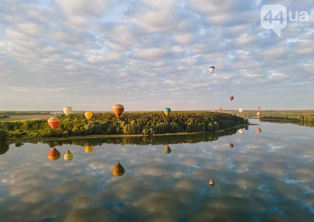 На выходных под Киевом состоялся фестиваль воздушных шаров «Монгольфьерия. Мама, я дома», фото-3