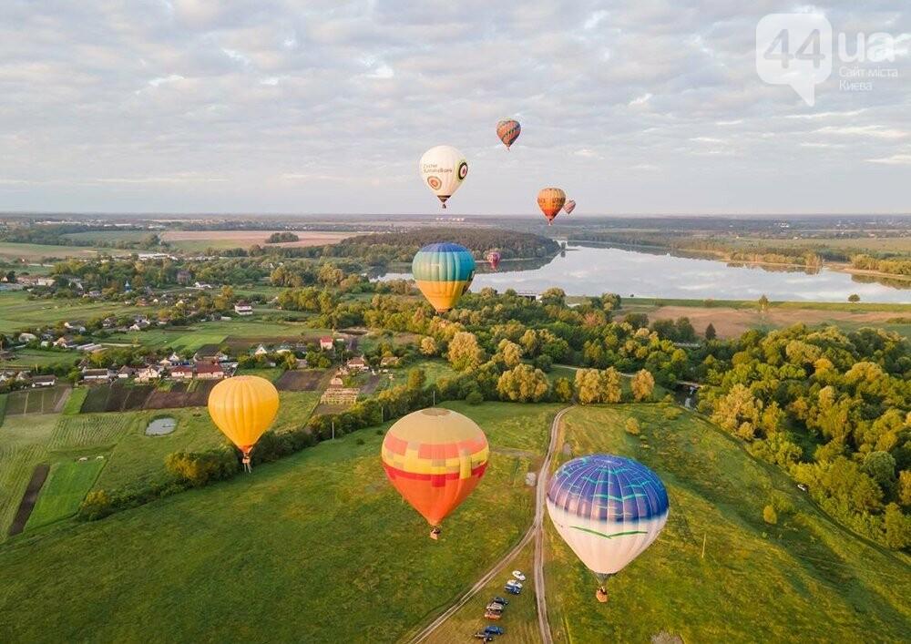 На выходных под Киевом состоялся фестиваль воздушных шаров «Монгольфьерия. Мама, я дома», фото-2