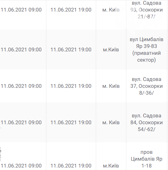 Оставят без света десятки домов. Где в Киеве отключат электроэнергию 11 июня, фото-36