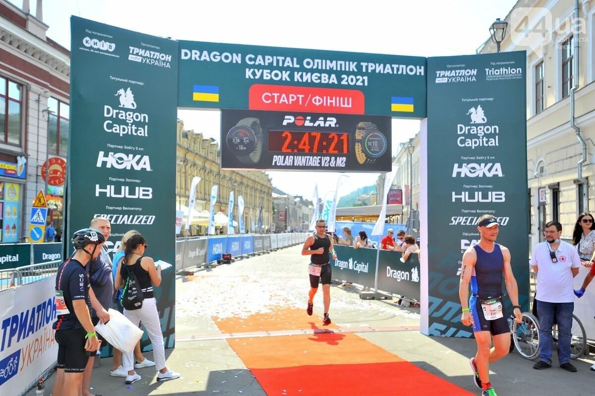 Dragon Capital Олімпік Триатлон кубок Києва 2021, фото-1