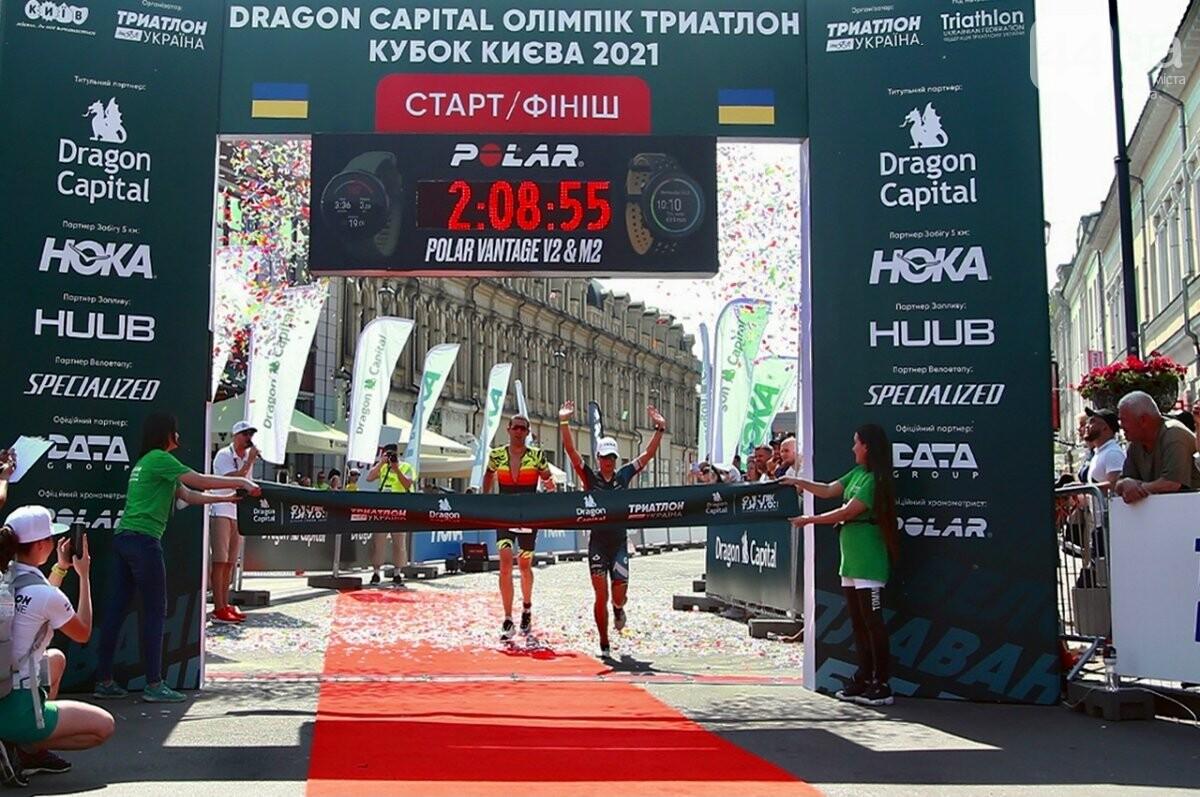 Dragon Capital Олімпік Триатлон кубок Києва 2021, фото-2