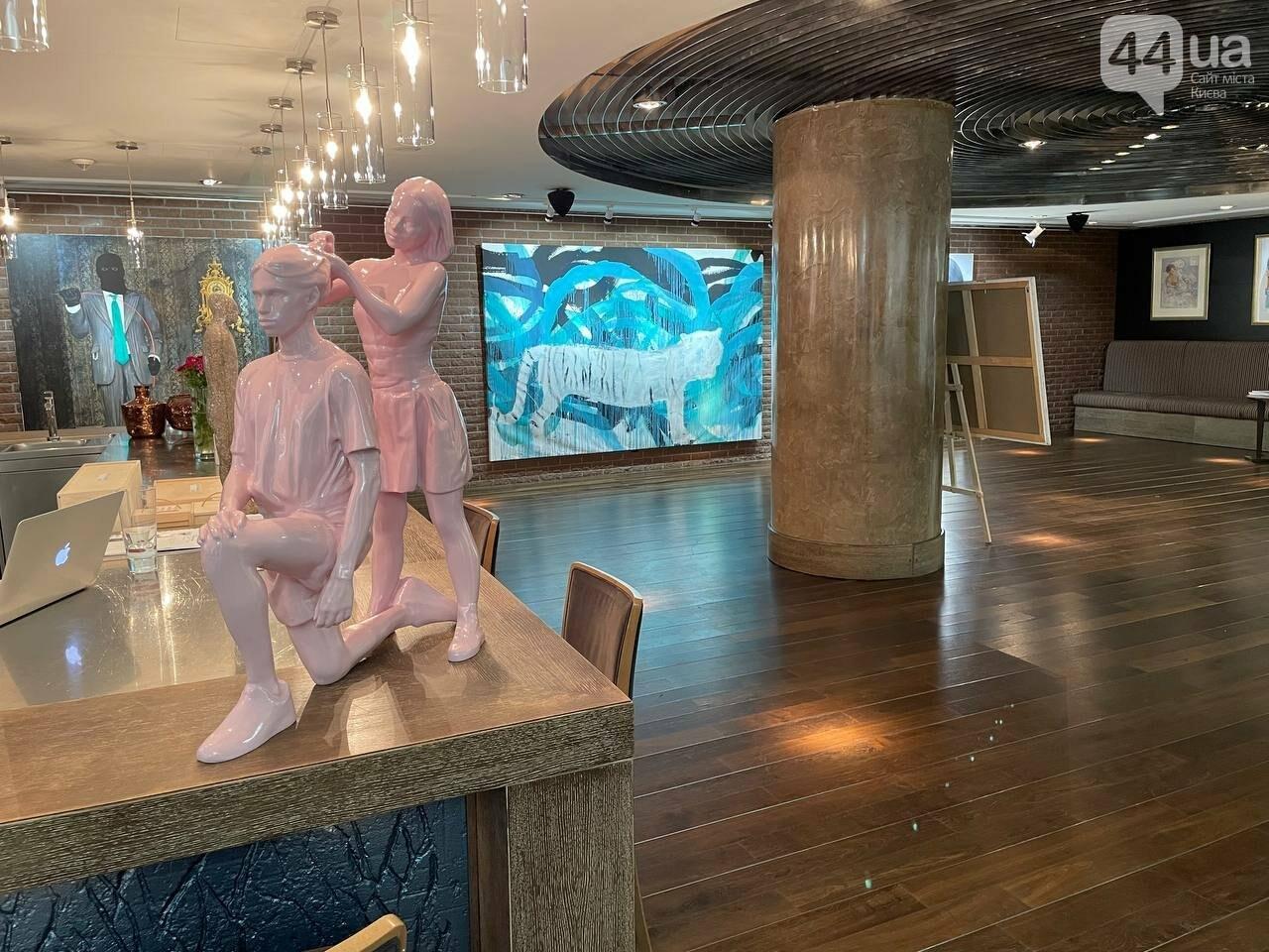 У Hyatt Regency Kiev  відкрили галерею сучасного мистецтва Forsa Gallery, фото-18
