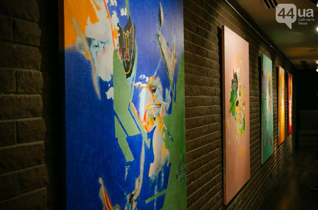 У Hyatt Regency Kiev  відкрили галерею сучасного мистецтва Forsa Gallery, фото-12