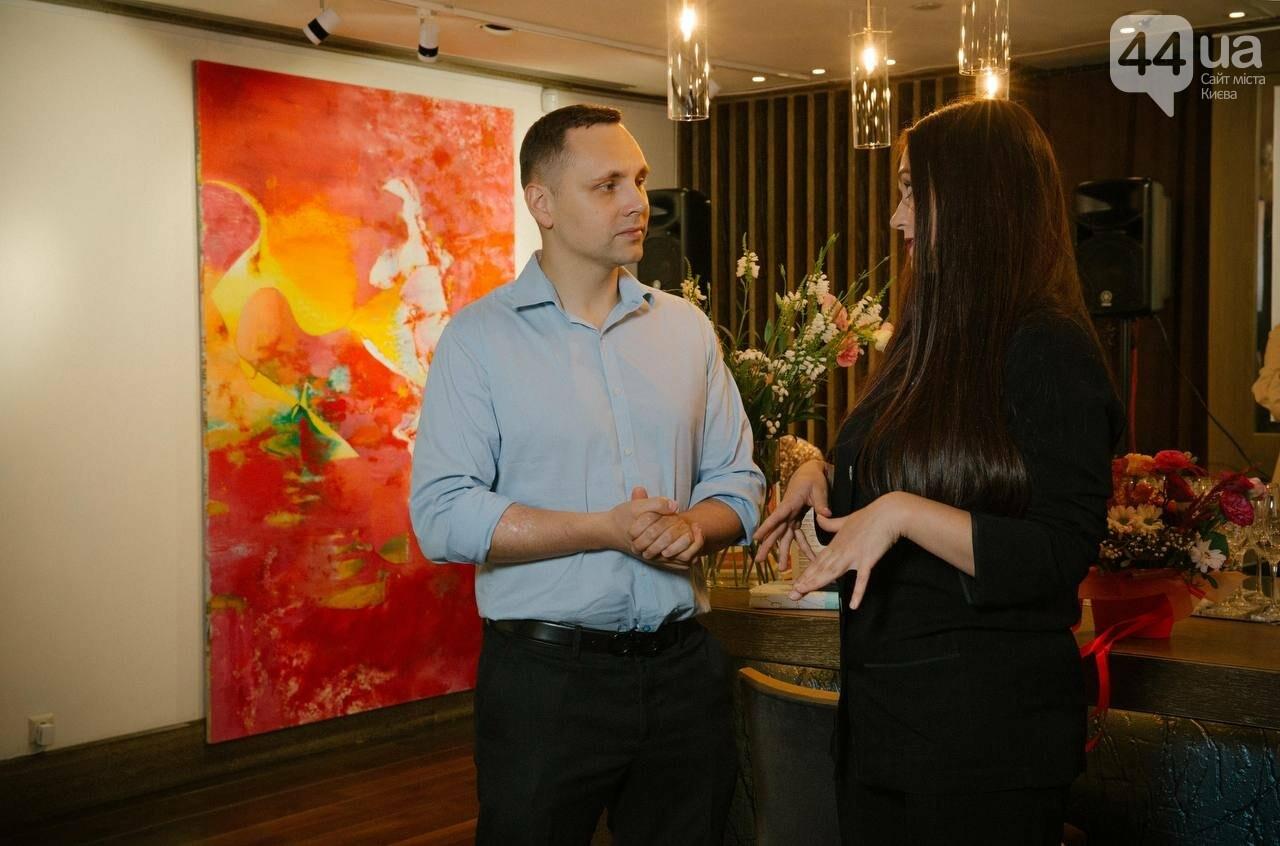 У Hyatt Regency Kiev  відкрили галерею сучасного мистецтва Forsa Gallery, фото-10