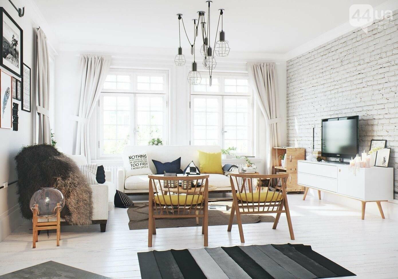 Дизайн интерьера: популярные стили в 2021 году, фото-4