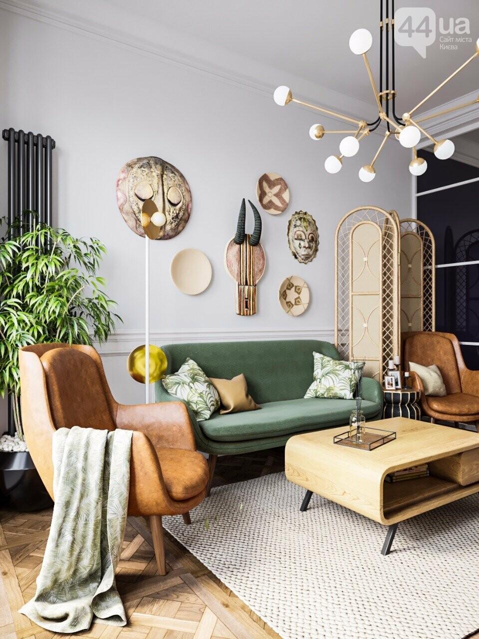 Дизайн интерьера: популярные стили в 2021 году, фото-5