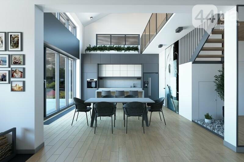 Эко стиль в дизайне интерьеров - практичные идеи от студии ANNGLI, фото-4