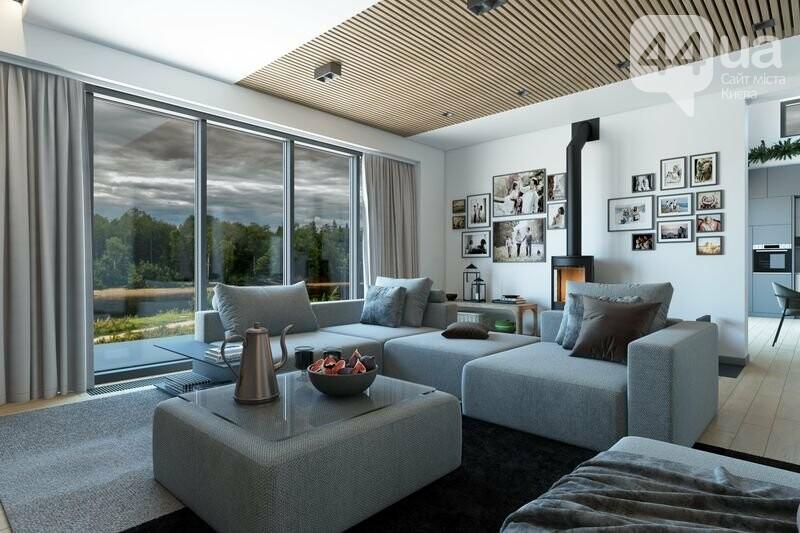 Эко стиль в дизайне интерьеров - практичные идеи от студии ANNGLI, фото-5