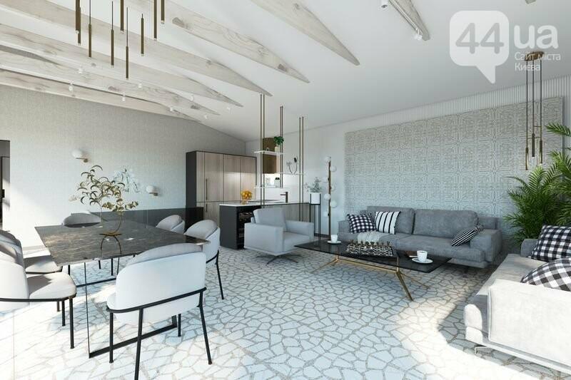Эко стиль в дизайне интерьеров - практичные идеи от студии ANNGLI, фото-6