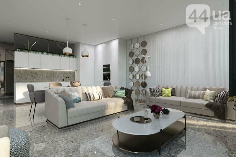 Эко стиль в дизайне интерьеров - практичные идеи от студии ANNGLI, фото-7