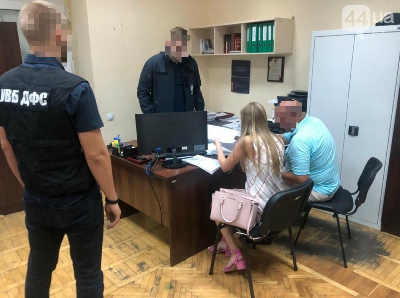 Оформление факта хищения в особо крупном размере, Источник: сайт Генпрокурора Украины