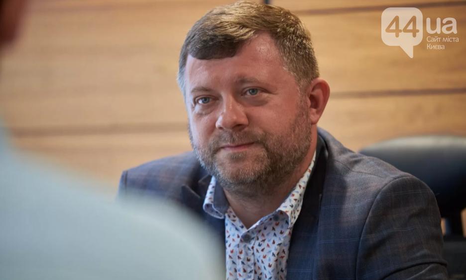 """Интервью главы ПП """"Слуга Народа"""" Александра Корниенко"""