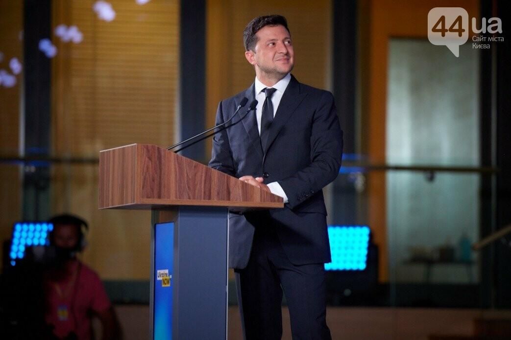 Выступление Президента Украины в рамках Всеукраинского форума «Украина 30»