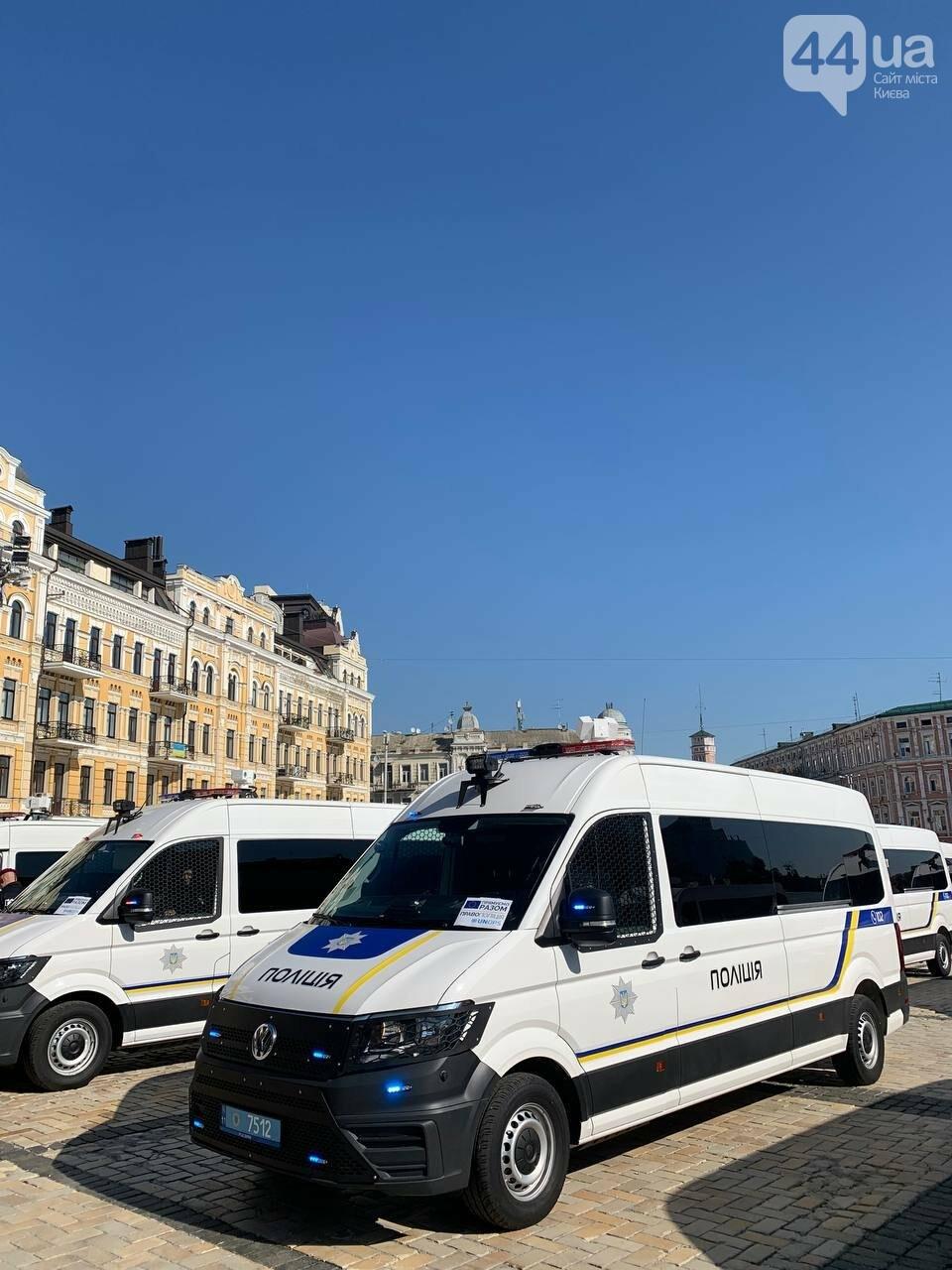 Почти 60 новых автомобилей: ЕС подарил Нацполиции технику на сумму 3,4 млн евро, - ФОТО, ВИДЕО, фото-14, 44.ua