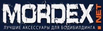 Логотип - Mordex Net, магазин спортивной одежды, спортивного питания, аксессуаров для зала в Киеве