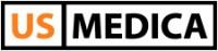 Логотип - US Medica, Массажное оборудование в Киеве