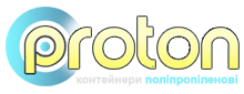 Логотип - Протон, производство биг-бегов полного цикл, полипропиленовая тара
