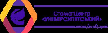 Логотип - Стоматцентр «Університетський»