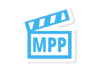 Логотип - Media Play Production, рекламное агентство