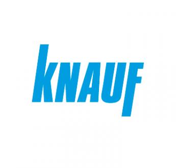 Логотип - Knauf (KНАУФ), сухие строительные смеси, гипсокартон Киев