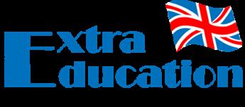 Логотип - ExtraEducation - центр иностранных языков на Позняках