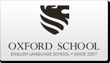 Логотип - Oxford School, курсы английского языка в Киеве