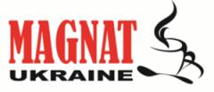 Логотип - Кофе Магнат, доставка кофе в Киеве