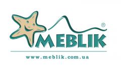 Логотип - Meblik - детская и молодежная мебель в Dream Town и Дарынок
