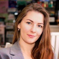 Логотип - Бизнес-консультант Юлия Омельченко - бизнес и продажи в Инстаграм