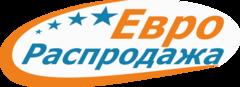 Логотип - Евро распродажа - интернет-магазин бытовой техники