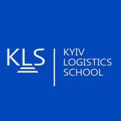 "Логотип - ТОВ ""Київська логістична школа"" (Kyiv Logistics School)"