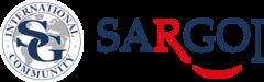 Логотип - SARGOI International Community, языковая школа