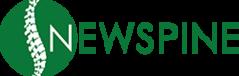 Логотип - NewSpine, центр реабилитации позвоночника