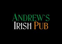 Логотип - Andrew's Irish Pub, ирландский пивной паб на Подоле