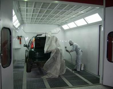Кузовные и покрасочные работы, полировка кузова и ремонт пластика, кузовной ремонт в Киеве любой сложности, фото-24
