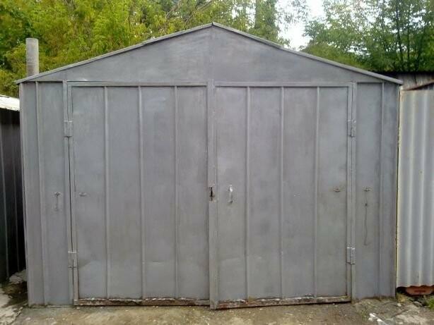 Гараж дачный металлический гараж в набережных челнах куплю