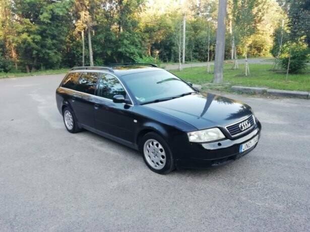 продам Audi A6 1999 1999 249000 доллар в киеве 44ua