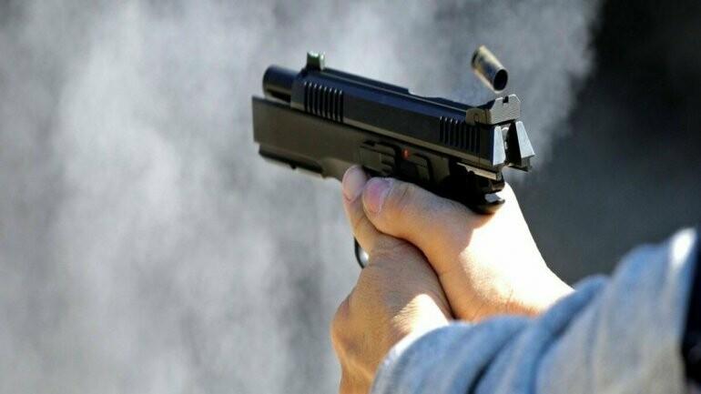 Стрельба на Гидропарке в Киеве: двое пострадавших