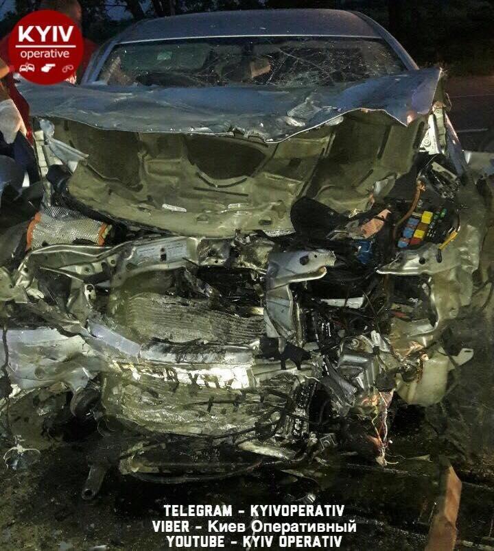 Лобовое столкновение: 6 человек погибли в ДТП, фото-1