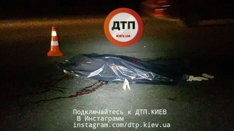 В Киеве пешехода сбили две легковушки (ФОТО), фото-3