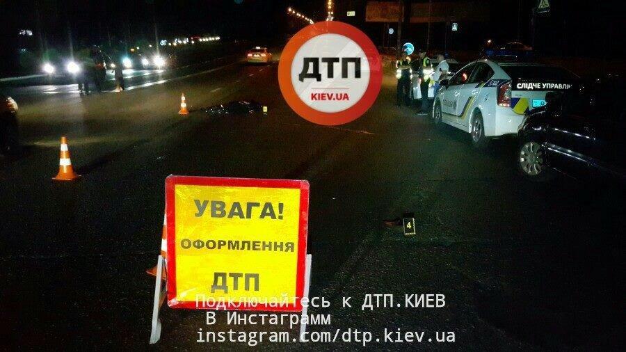 В Киеве пешехода сбили две легковушки (ФОТО), фото-4