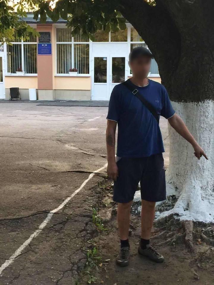 Под Киевом на территории школы задержали торговца метадоном (ФОТО), фото-3