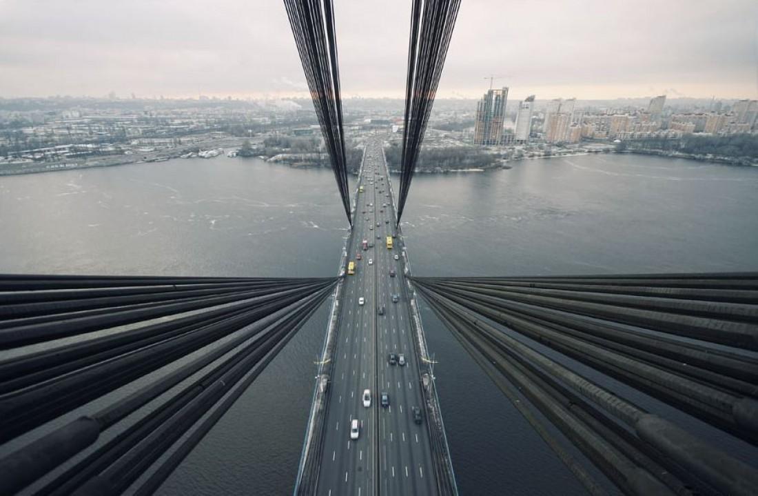 Тромб против артерии: что убьет и что спасет киевские мосты, фото-1
