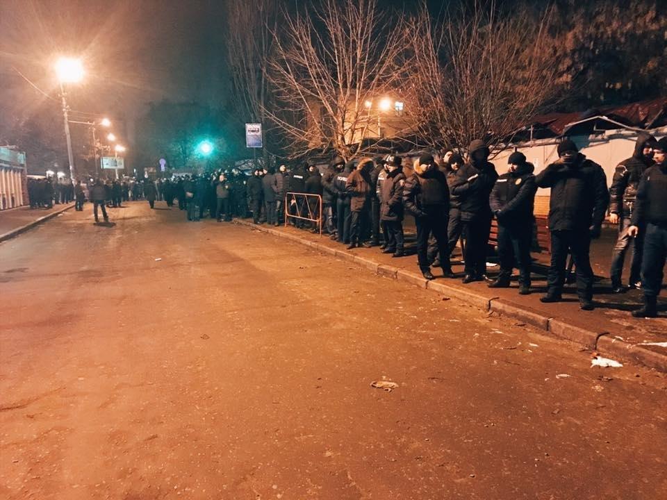 МАФы, депутаты и полиция: как изменилась битва за КПИ (ФОТО, ВИДЕО), фото-1