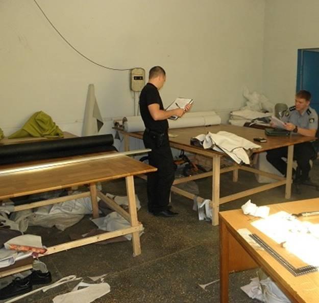 В Киеве рабочий-иностранец обокрал мебельный цех на 100 тыс. грн, фото-1